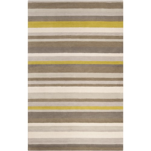 Surya Rugs Madison Square 5' x 7'6