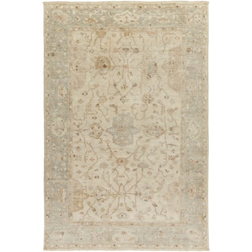 Surya Rugs Normandy 4' x 6'