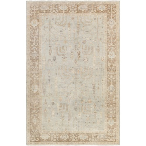 Surya Rugs Normandy 6' x 9'