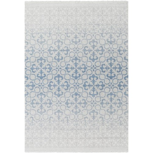 Surya Rugs Pembridge 4' x 5'6