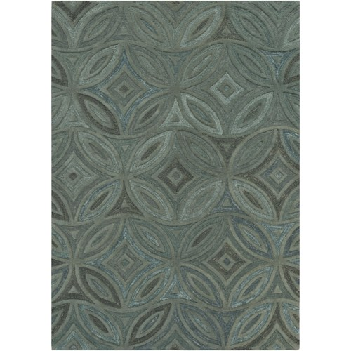 Surya Rugs Perspective 2' x 3'
