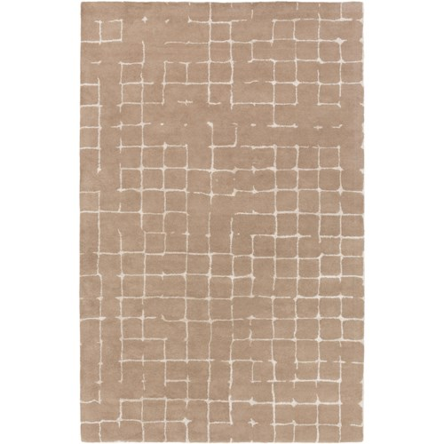 Surya Rugs Pursuit 5' x 8'