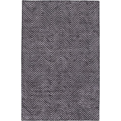 Surya Rugs Quartz 6' x 9'