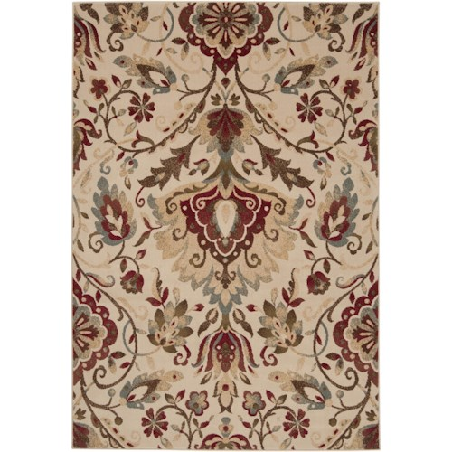 Surya Rugs Riley 6'6