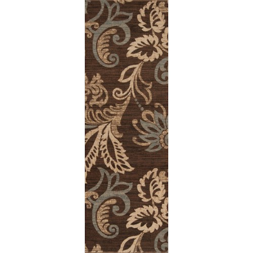 Surya Rugs Riley 3' x 8'