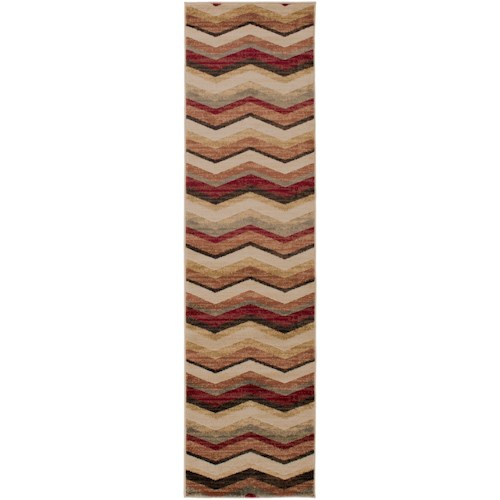 Surya Rugs Riley 2' x 7'5