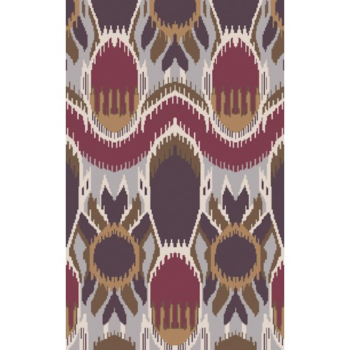Surya Rugs Scarborough 5' x 8'