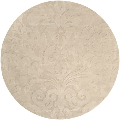 Surya Rugs Sculpture 8' Round
