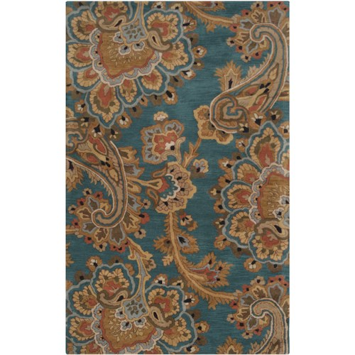 Surya Rugs Sea 5' x 8'