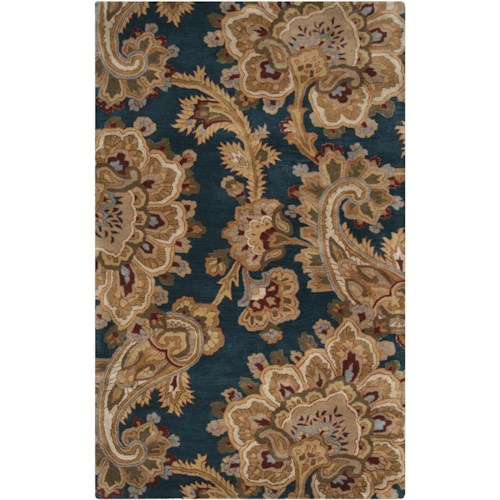 Surya Rugs Sea 3'3