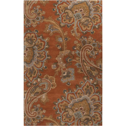 Surya Rugs Sea 2' x 3'