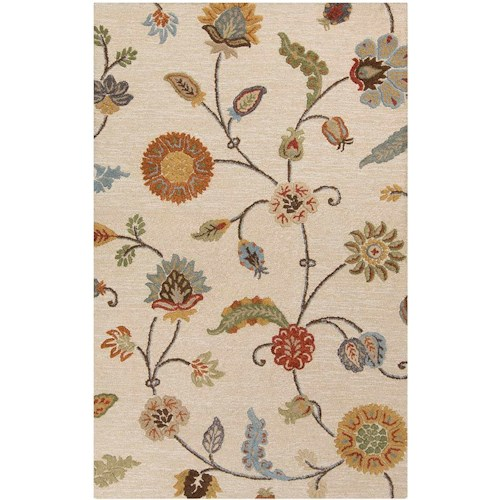Surya Rugs Sprout 5' x 8'