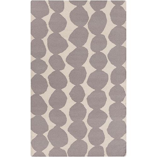 Surya Rugs Textila 5' x 8'
