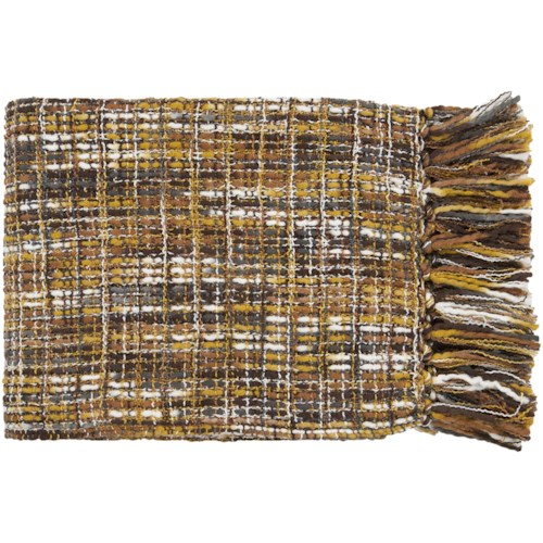 Surya Rugs Throw Blankets Tabitha 50