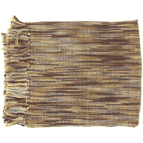 Surya Rugs Throw Blankets Teegan 55