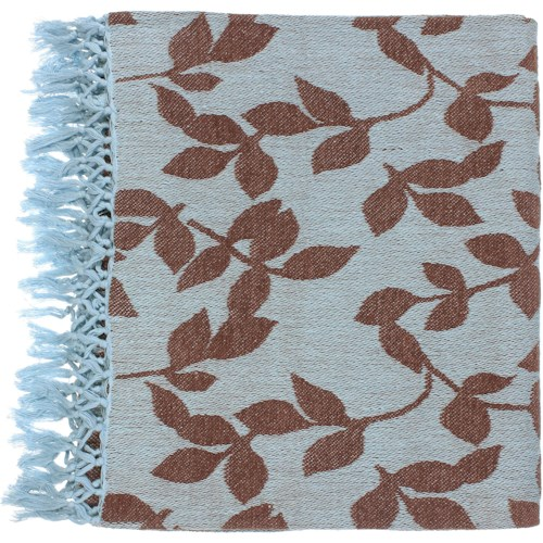 Surya Rugs Throw Blankets Timora 50
