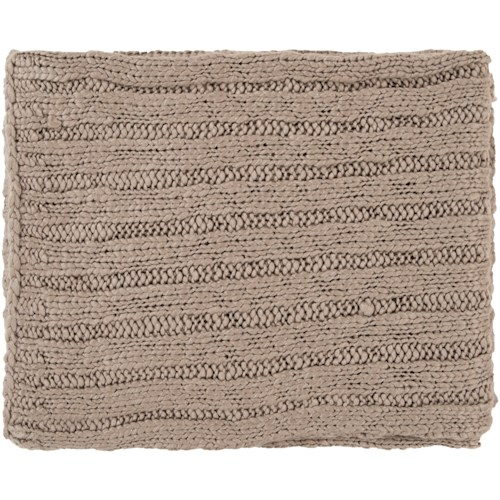 Surya Throw Blankets Timothy 50