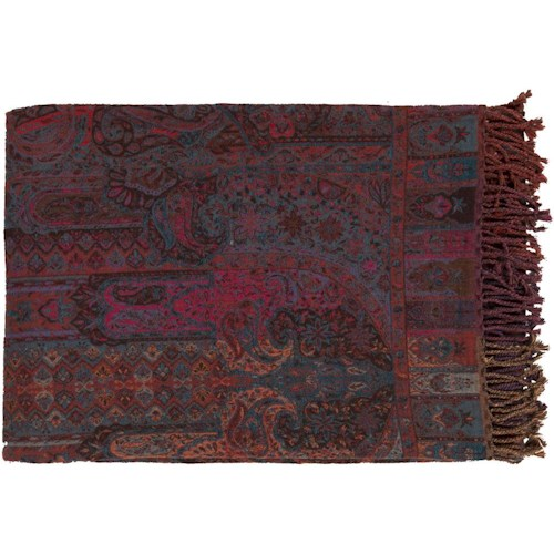 Surya Rugs Throw Blankets Tenali 55