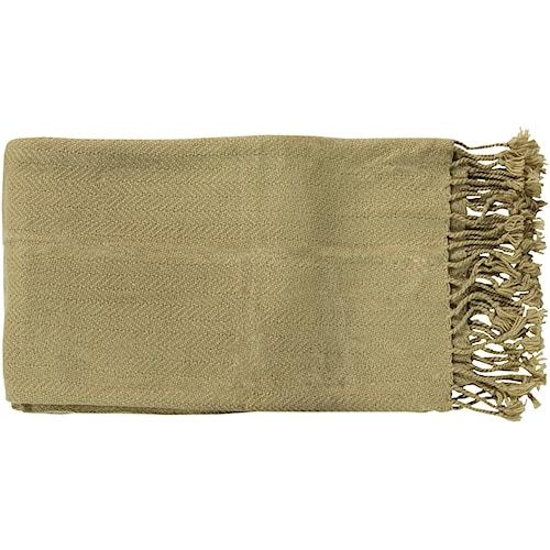 Surya Throw Blankets Turner 50