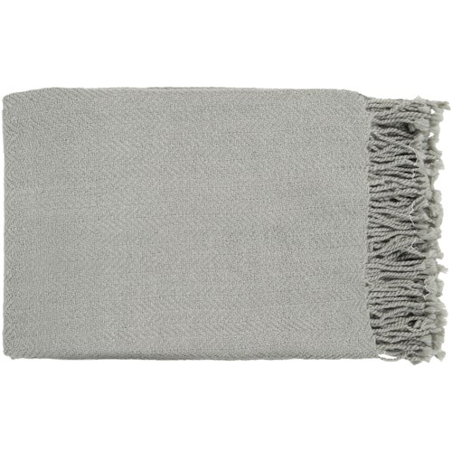 Surya Rugs Throw Blankets Turner 50
