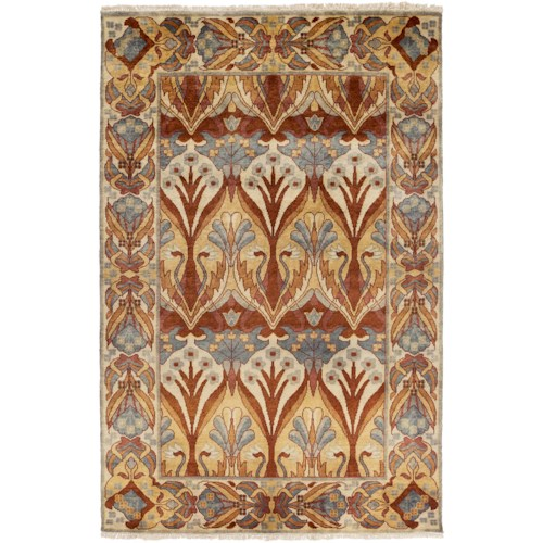 Surya Rugs Uncharted 2' x 3'