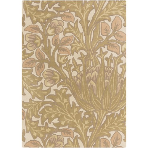 Surya Rugs William Morris 3'3