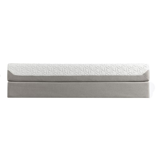 Tempur-Pedic® TEMPUR-Cloud Prima California King Medium-Soft Mattress and Foundation