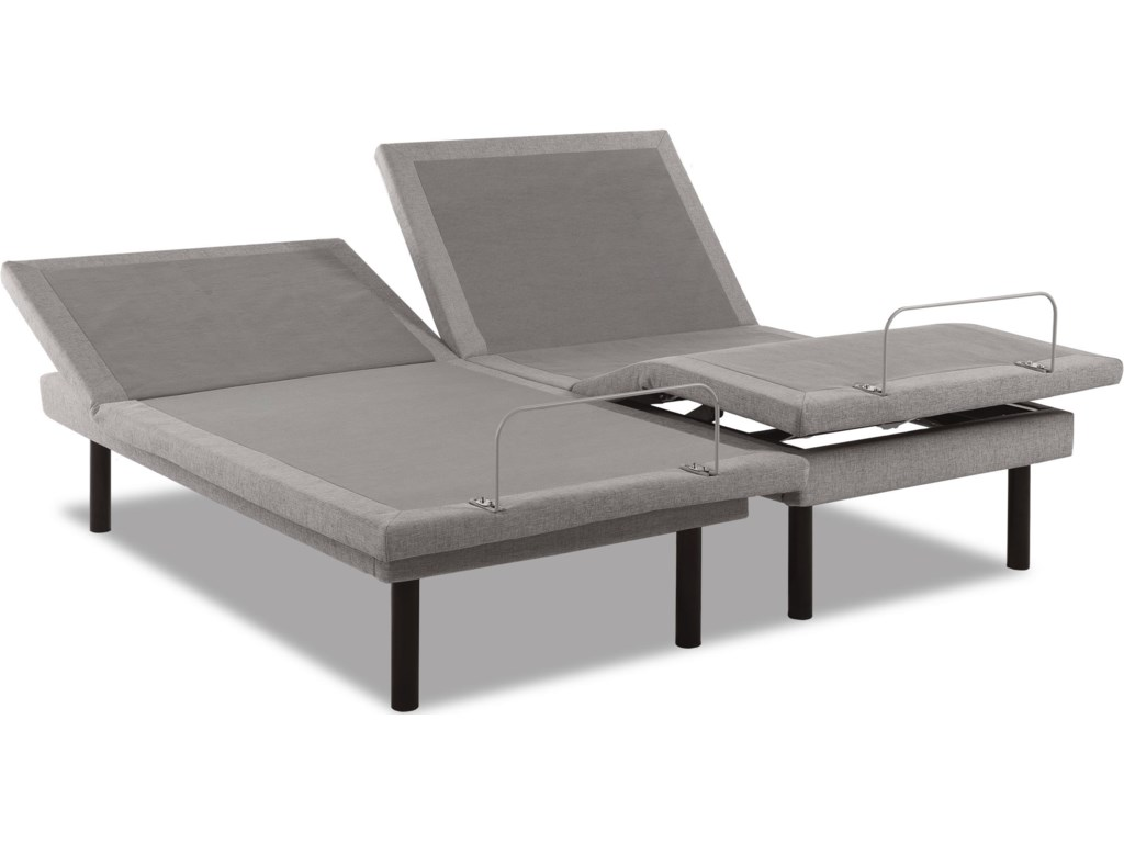 This Image Shows Two Twin XL Adjustable Bases;  Full Size Priced as One Piece Base
