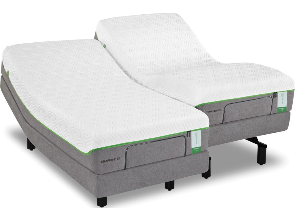 Image May Not Represent Size Indicated;  Note: Shown as a Split King Set But Price is for 1 King Mattress and Split Bases