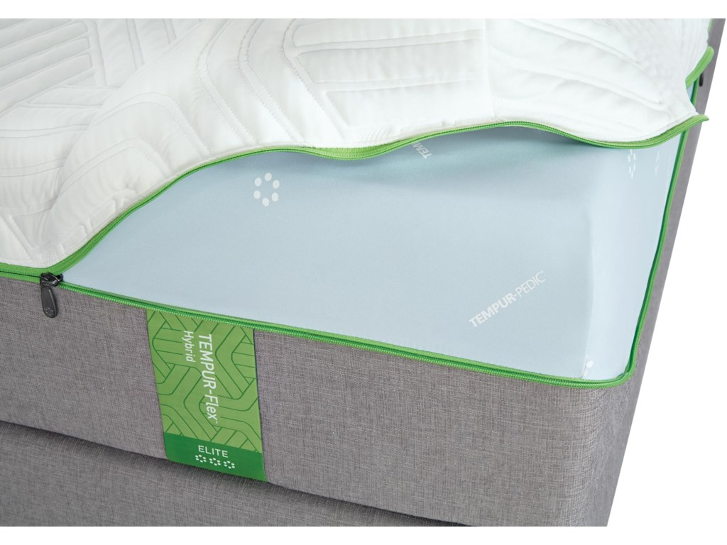 EasyRefresh™ Top Cover Simple Remove, Wash, Replace Image is Similar to Actual Mattress