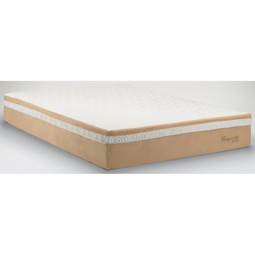 Tempur-Pedic® TEMPUR-Contour™ Rhapsody Breeze King Medium Firm Mattress