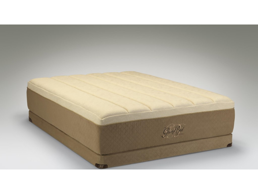 Mattress on a Low Profile Foundation;  Image Shown May Not Represent Size Indicated