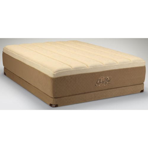 Tempur-Pedic® The GrandBed King Medium-Soft Mattress and Low Profile Foundation