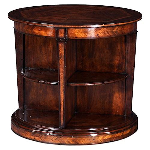 Theodore Alexander Brunello Olive Grove Lamp Table