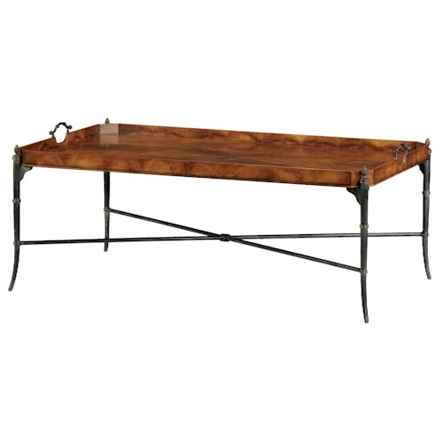 Theodore Alexander Essential TA On Point Cocktail Table