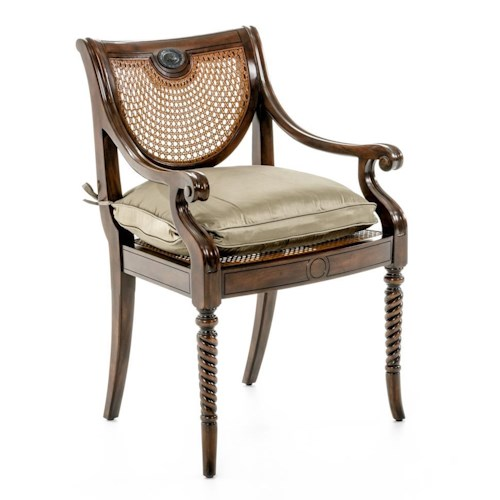 Theodore Alexander Seating Lady Emily's Favourite Armchair
