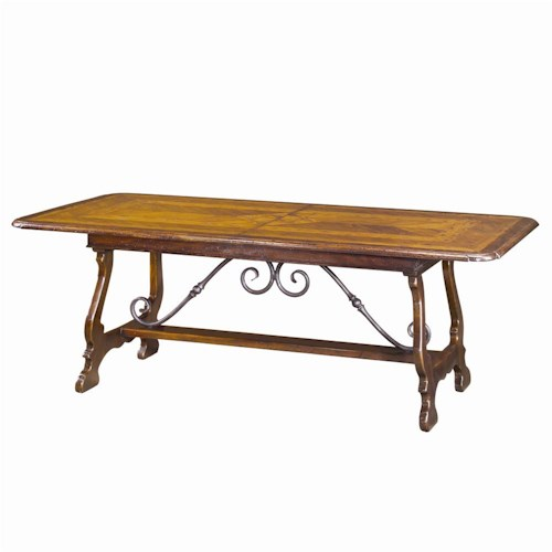 Theodore Alexander Tables Traditional Extending Dining Table