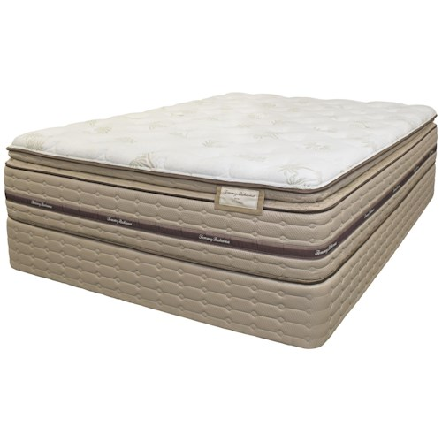 Tommy Bahama Mattress Tommy Bahama Mattress Queen Pier Pressure Pillow Top Mattress
