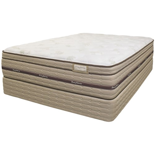 Tommy Bahama Mattress Tommy Bahama Mattress Queen Shore Thing Pillow Top Mattress and 9