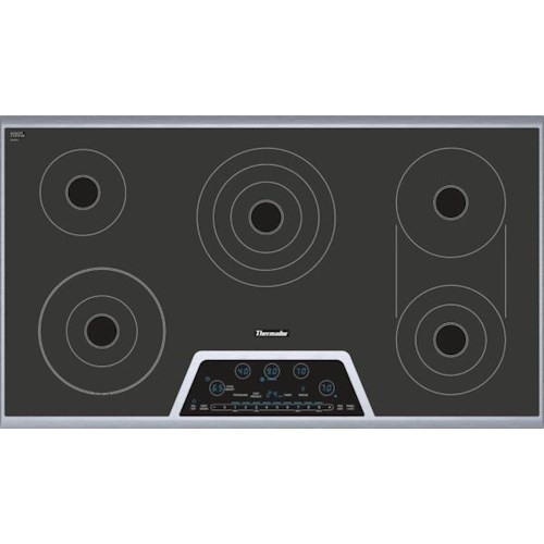 Thermador Electric Cooktops - Thermador 36