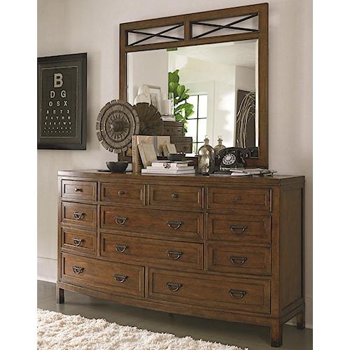 Thomasville® American Anthem Dresser w/ Mirror