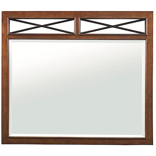 Thomasville® American Anthem Dresser Mirror w/ Beveled Plate