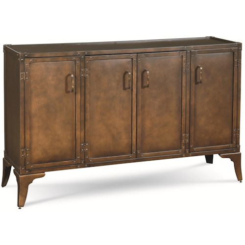 Thomasville® American Anthem Hall Chest w/ 4 Doors