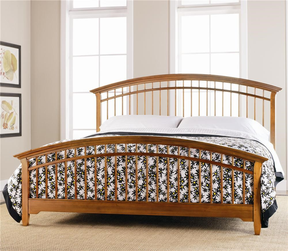 thomasville bridges 20 california king spindle bed - Spindle Bed