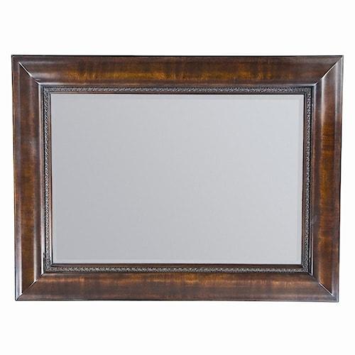 Thomasville® Brompton Hall Beveled Wall Mirror