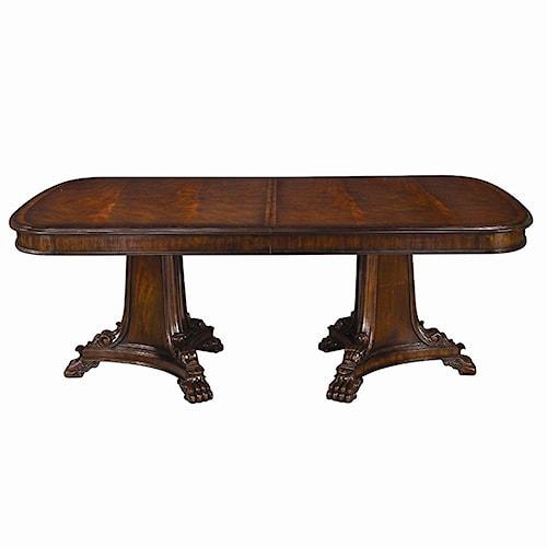 Thomasville® Brompton Hall Pedestal Dining Table