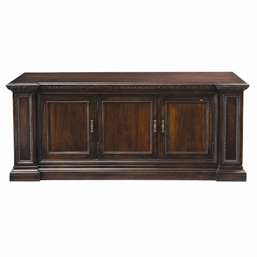 Thomasville® Brompton Hall Media Console with Media Storage
