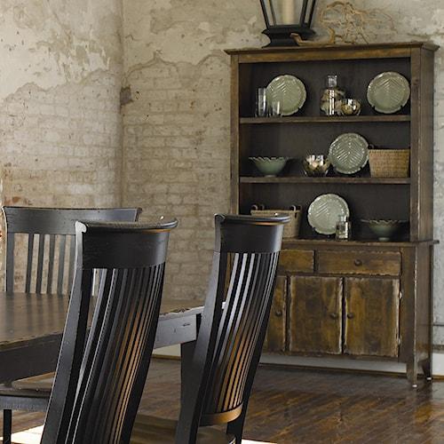 Thomasville® Color Café - Custom Dining Customizable China Cabinet