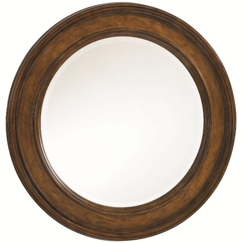 Thomasville® Deschanel Round Wall Mirror