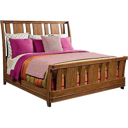 Thomasville® Emerge  California King Panel Sleigh Bed